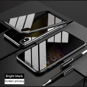 Double-sided Glass Mobile Phone Skin Case