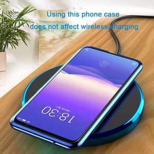 tempered Glass Magnetic Case For OPPO