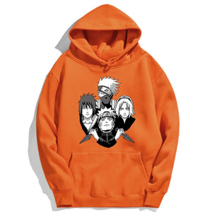 Pullovers Naruto Men Clothes