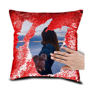 Personalized Photo Pillow Cushion