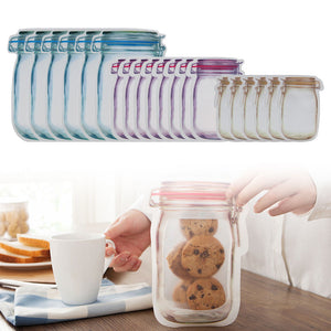 20pcs Reusable Jar Bags