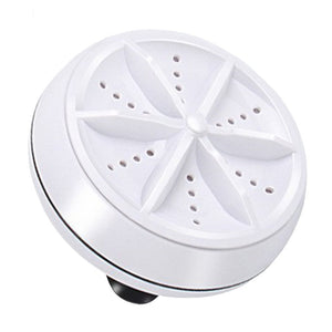 Turbo Cleaner | mini washing machine | portable mini folding bucket washing machine mini ultrasonic washing machine portable