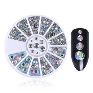 Nail Rhinestones Art Decoration .