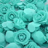 rose soap flowers