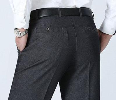 Business formal suit pants .