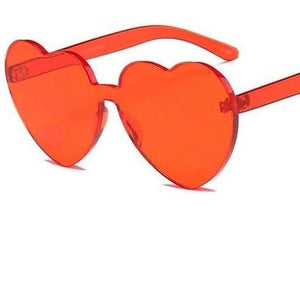 Love Heart Sunglasses.