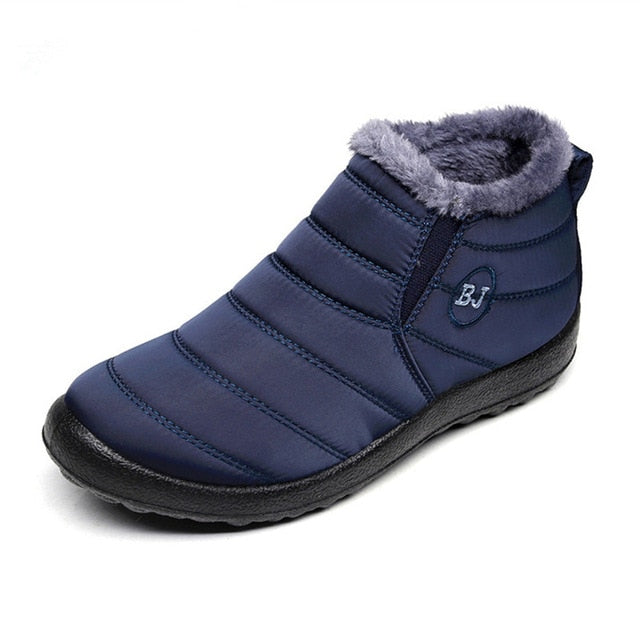 Winter Waterproof Ski- Snow Boots