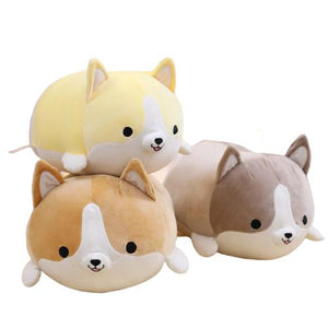 Cute Corgi Plush Toy