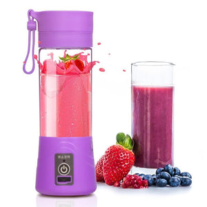 USB Rechargeable Blender Mixer