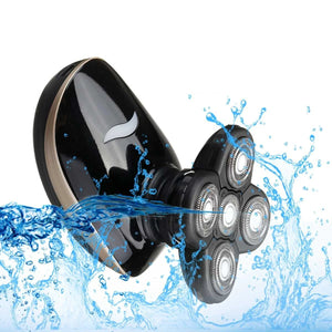 Waterproof Multipurpose Head Shaver