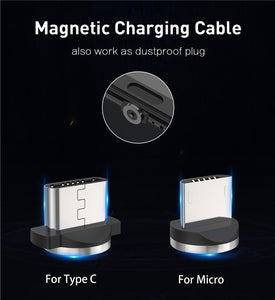 Magnetic Fast Charger