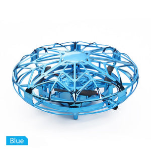 UFO Mini Drone Hand Flying Globe