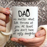 Special gift for Father's Day Printed Mug