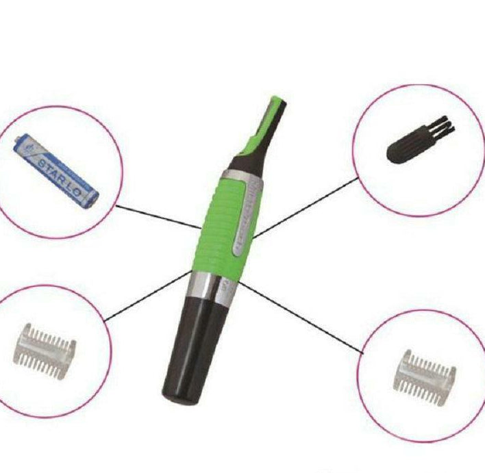 Micro Touch Ear Nose Neck Eyebrow Hair Trimmer