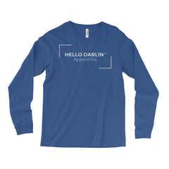 Long Sleeve Signature Tee | T-Shirt | Signature Tee | Vintage | hello darlin