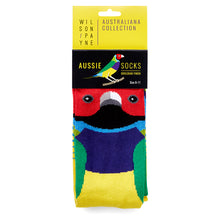 Load image into Gallery viewer, GOULDIAN FINCH SOCKS