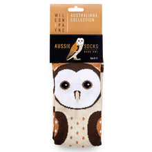Load image into Gallery viewer, BARN OWL SOCKS