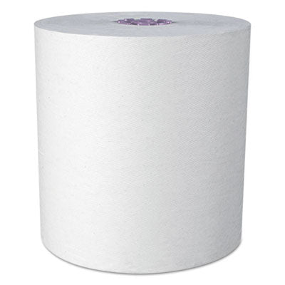 SCOTT ESSENTIAL High Capacity Hard Roll Towel, White, 8