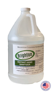 Brighton 371 Instant Hand Sanitizing Spray, 60% Alcohol, GREAT FRAGRANCE!