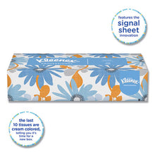 Load image into Gallery viewer, *** KCC03076 KIMBERLY CLARK  White Facial Tissue, 2-Ply, 125 Sheets/Box, 12 Boxes/Carton