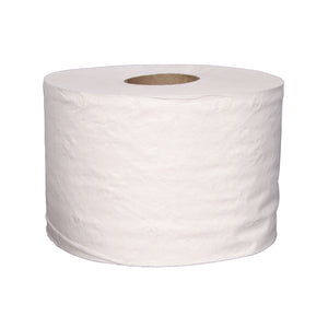 "Prime Source® Bath Tissue Roll, 2-Ply, 4"" x 3.75"", White. 48 x 616"