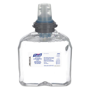 PURELL® Advanced Hand Sanitizer Foam 1200 mL Refill for PURELL® TFX™ Dispenser, 5392-02