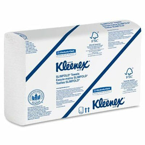 Kleenex® Slimfold™ 1-Ply Paper Towels