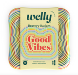 Welly Bravery Bandages - Good Vibes