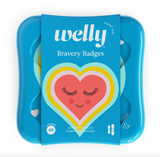 Welly Bravery Bandages - Eye Love U