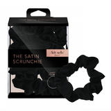 Satin Sleep Scrunchies 5 Pack