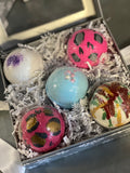 Holiday Bath Bomb Gift Set
