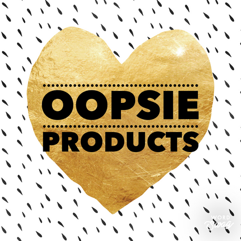 Oopsie Products