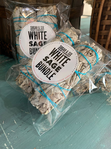White Sage Bundle - 2 Pack