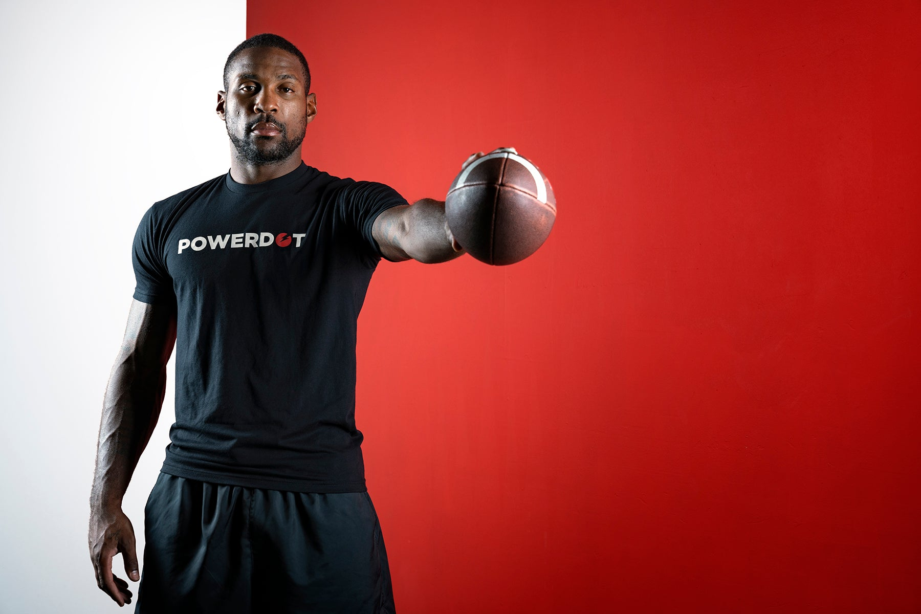 PowerDot® signs all-pro cornerback Patrick Peterson