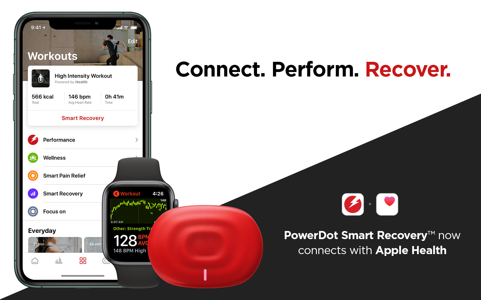 PowerDot Announces iOS Apple Health Integration