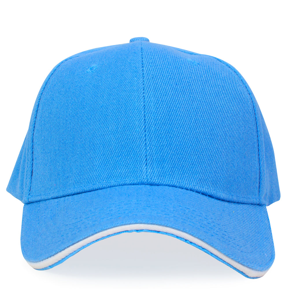 Pure Silk Lined Sports Cap - Unisex Cap to combat Hair Loss & Frizzy Hair -