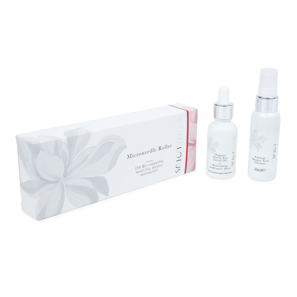 Hypoallergenic Skin Needling Kit - for Wrinkles & Anti Aging