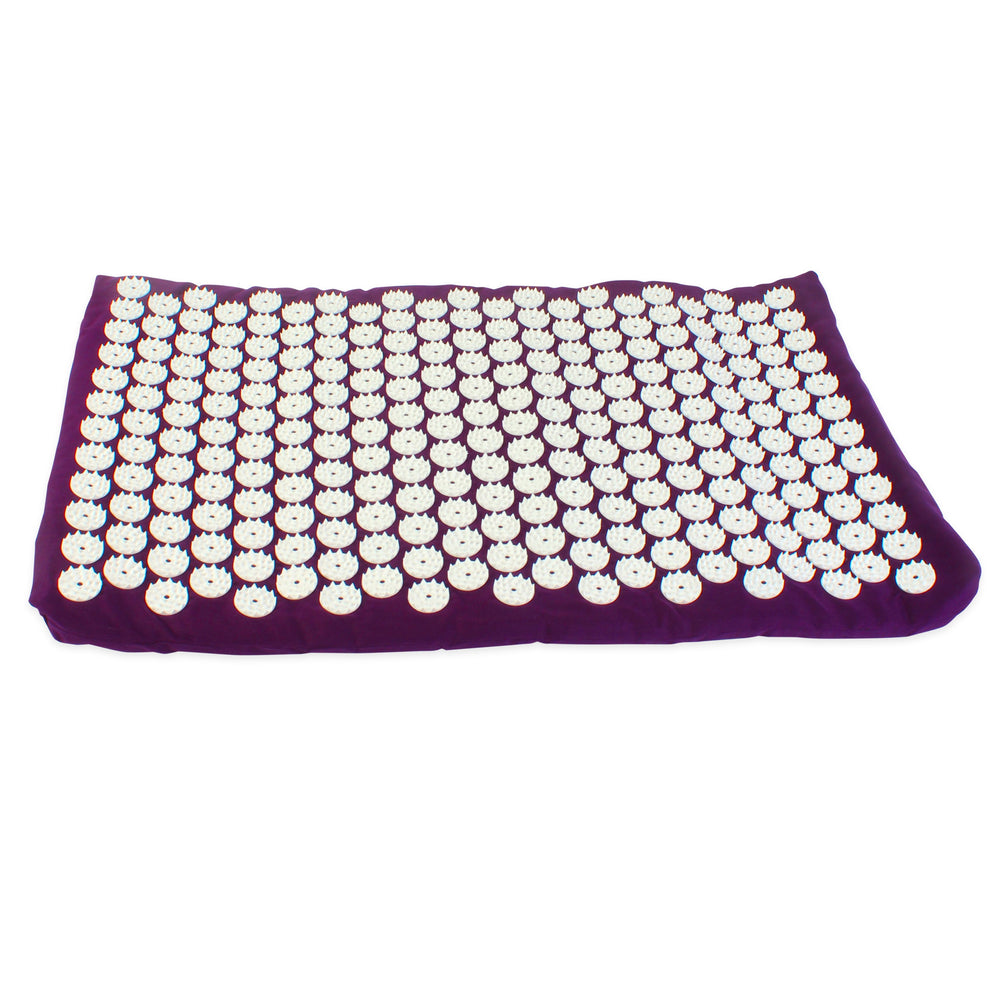 Euro Mat – Bed of Nails Acupressure Massage Mat, Winner Best Acupressure Mat 2016, 2017 & 2018