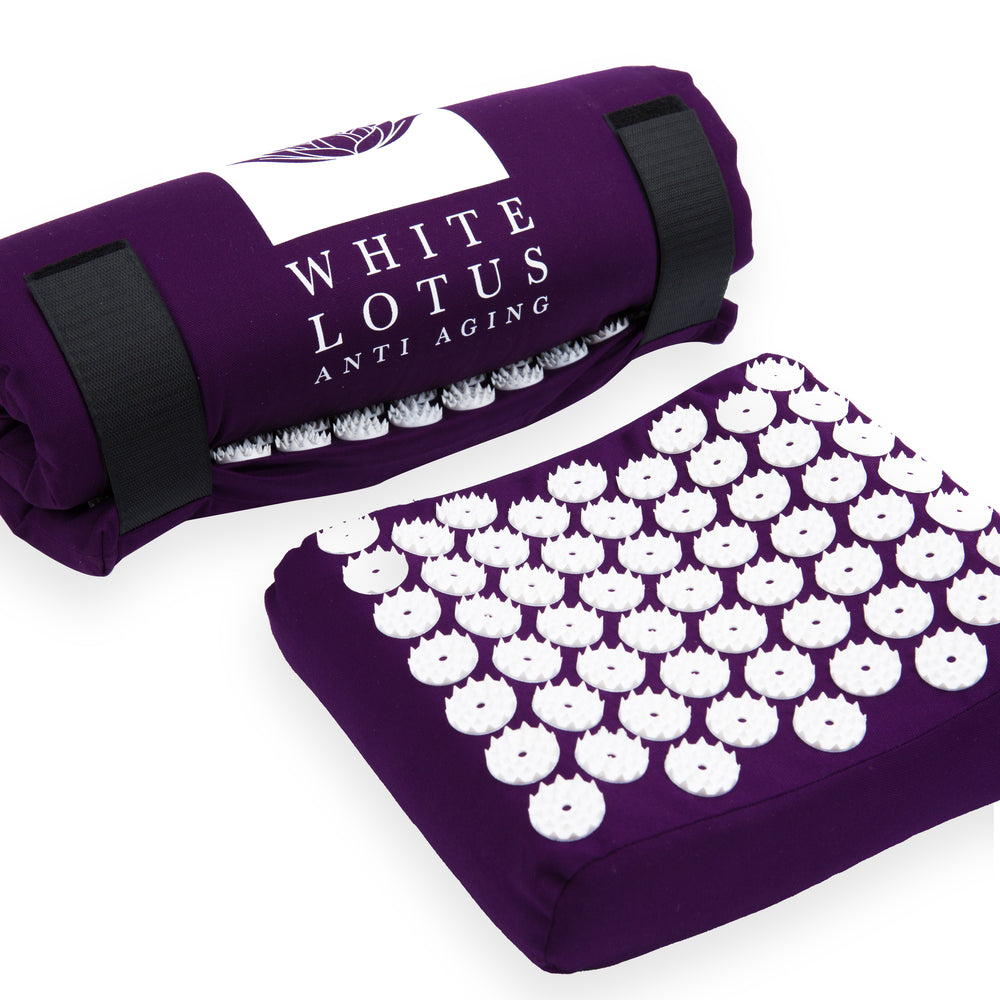 Memory Foam Acupressure Pillow- Winner Best in Europe 2018, 2019, 2020