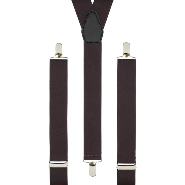 Brown Trouser Braces