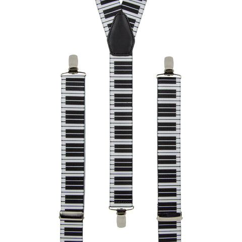 Piano Key Braces