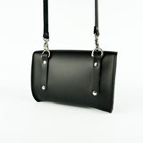 Leather Belt Bag Chroma Black