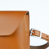 Leather Belt Bag Chroma Tan