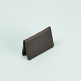 Blake Brown Leather Card Holder