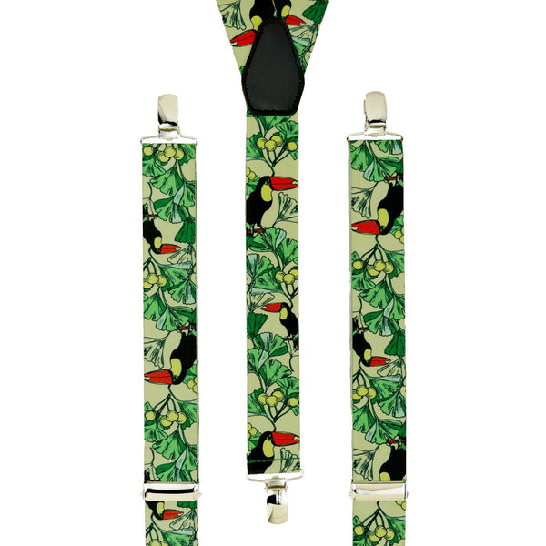 Toucan Trouser Braces