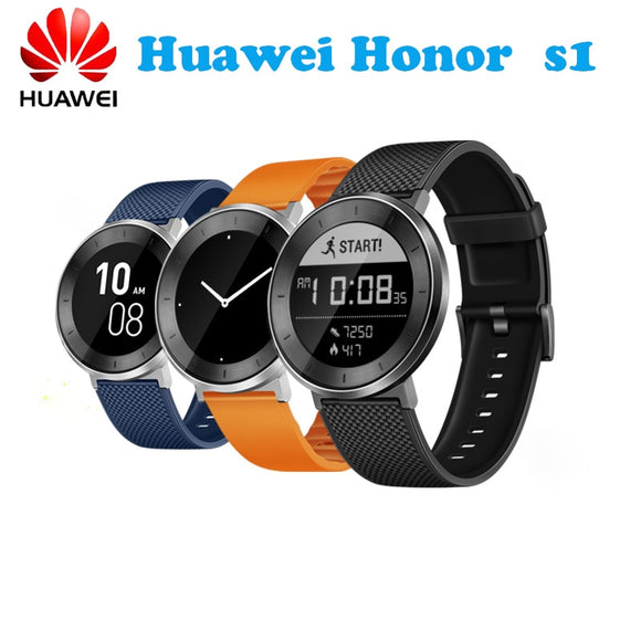 Huawei Fit Honor S1 SmartWatch LONG BATTERY LIFE TO 6 DAYS