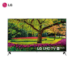 "LG 50UK6500PLA 50"" 3840 x 2160 pixels, 4K Ultra HD HDR LED TV, Smart TV, Wi-Fi, Black"
