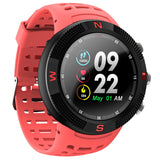 F18 GPS Sports Smartwatch Bluetooth Sleep Monitoring Wristwatch