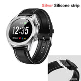 "DT28 Smart Watch 1.54"" Heart Rate Monitor Step Count Sedentary Reminder IP68 Waterproof Smartwatches"