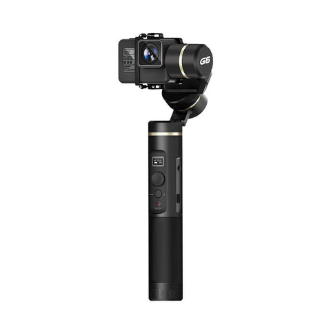 FeiyuTech G6 Gimbal for Action Camera Wifi + Blue Tooth  for Hero 7/6/5/4